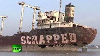 Download Scrapped: the deadly business of dismantling ships in Bangladesh Video