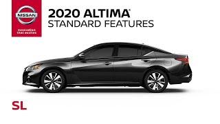 Download 2020 Nissan Altima SL Walkaround & Review Video