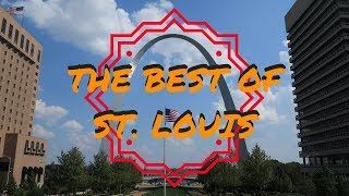Download BEST THINGS TO DO IN ST LOUIS, MO | USA TRAVEL VLOG Video