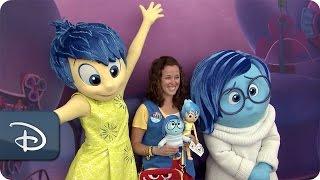 Download 'Inside Out' Meet-Up | Walt Disney World Video