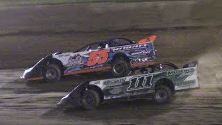 Download RUSH Crate Late Model Feature | Eriez Speedway | 7-16-17 Video
