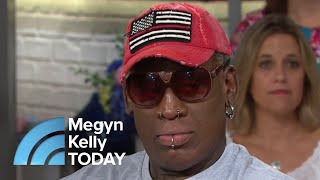 Download Dennis Rodman On Human Rights In North Korea, Friendship With Kim Jong Un | Megyn Kelly TODAY Video