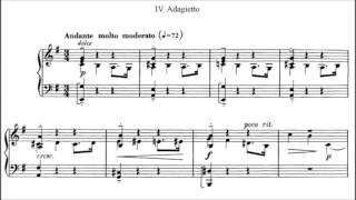 Download Gabriel Fauré - 8 Pièces brèves Op. 84 Video