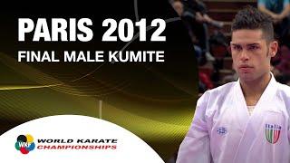 Download Final Male Kumite -75kg. Luigi Busa vs Rafael Aghayev. World Karate Championships 2012 Video