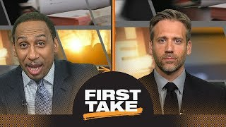Download Stephen A. screams 'period' 6 times in rant on Cavs to beat Raptors in playoffs | First Take | ESPN Video