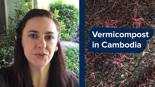 Download Vermicompost Research in Cambodia Video