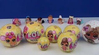 Download LOL CONFETTİ POP LİL Sisters Sürpriz Minik Kız Kardeş Sürpriz Bebekler Çok Şeker Bidünya Oyuncak Video