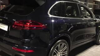 Download 2017 Porsche Cayenne S E-Hybrid - Exterior and Interior Walkaround Video