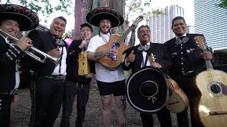 Download How I surprised Post Malone with a mariachi band Video