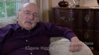 Download Princeton's F. Duncan Haldane wins Nobel Prize in Physics Video