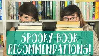 Download SPOOKY BOOK RECOMMENDATIONS! Video