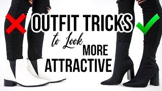 Download 7 INSTANT Outfit Tricks to Look More ATTRACTIVE & STYLISH! Video