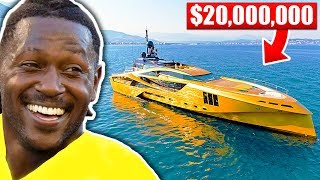 Download 14 Stupidly Expensive Things Antonio Brown Owns Video