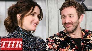 Download Rose Byrne & Chris O'Dowd of 'Juliet, Naked' Share Secrets of Each Other | Sundance 2018 Video