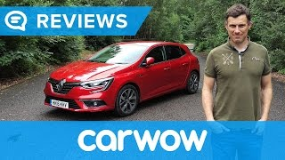 Download Renault Megane 2018 hatchback in-depth review | Mat Watson Reviews Video