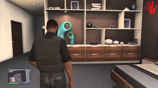 Download GTA Online Weazel Plaza, Apt 101 Luxury Apartment $335,000 drunk walkthrough Video