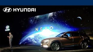 Download 2019 Hyundai NEXO – CES Reveal | Hyundai NEXO (Recap) Video