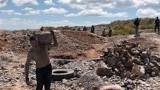 Download Dangerous Cobalt Mines in Congo Pose Challenges for Big Tech Video