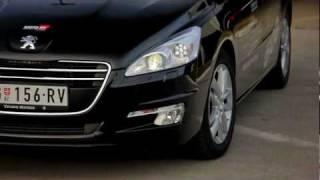 Download Test: Peugeot 508 2.0 HDi 6M FWD 163ks Active, nova logika razmišljanja širi krug kupaca Video