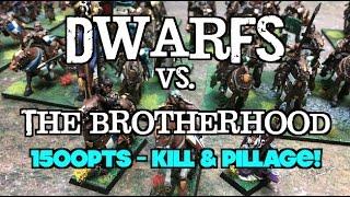 Download Legends of Mantica - Kings of War 2E Battle Report - Ep 13 Video