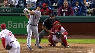 Download 9/30/16: Bruce leads Mets to a 5-1 victory Video