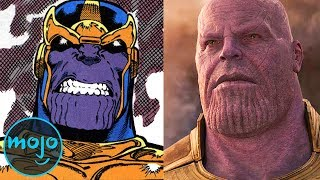 Download Infinity Gauntlet Story Arc Explained Video
