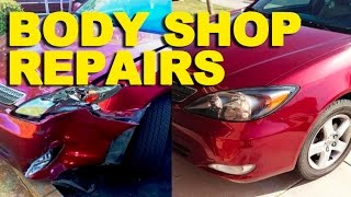Download Body Shop Repairs Video