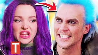 Download What Nobody Realizes About Mal And Hades Relationship In Descendants 3 Video