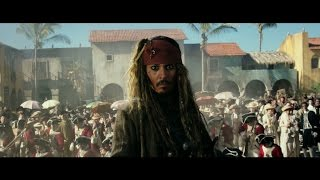 Download EXCLUSIVE! 'Pirates of the Caribbean: Dead Men Tell No Tales' Trailer Video