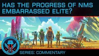 Download Has the Progress of No Man's Sky embarrassed Elite? Video