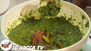 Download 56 - Salsa verde...dentro al gusto ci si perde (ricetta classica della cucina italiana facilissima) Video