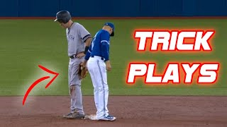 Download Greatest Trick Plays in Baseball History Video