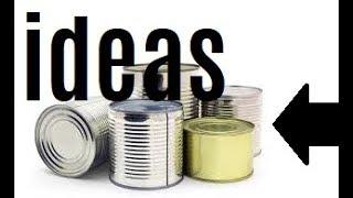 Download IDEAS FÁCILES CON LATAS Video