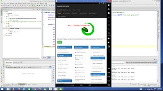 Download How to Convert a Website into Android Application using Android Studio Video