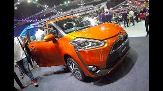 Download New 2018 MPV Toyota Sienta Video