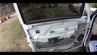 Download Window motor replacement on 2000-2007 Chevy/GMC/Cadillac trucks Video