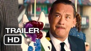 Download Saving Mr. Banks Official Trailer #1 (2013) - Tom Hanks Movie Video