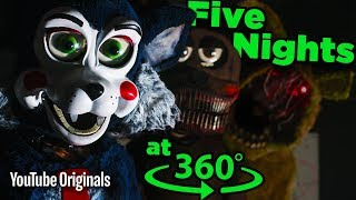 Download Don't SCREAM! Surviving Five Nights at Candy's - Game Lab 360 Video Video