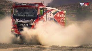 Download Dakar 2016 - Eurol VEKA MAN Rally Team (the movie) Video