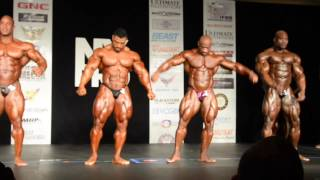 Download 2016 IFBB NY PRO MEN's Bodybuilding Prejudging First Callout Video