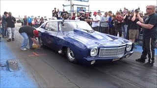 Download Street Outlaws Doc Street Beast wins $10,000 at No Prep Mayhem Video