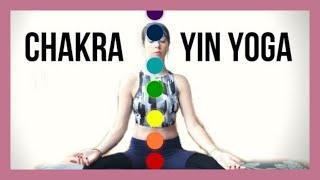 Download Chakra Yin Yoga - Energy Balance Yin Yoga {75 min} Video