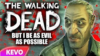 Download The Walking dead but I be as evil as possible Video