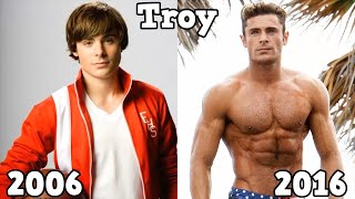 Download High School Musical Antes y Después 2016 Video