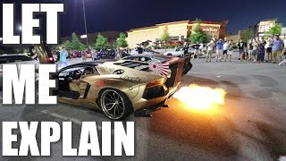 Download Supercar Rallies destroy Supercars Video