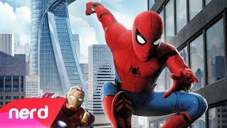Download Spider-Man Homecoming Song | Head In The Clouds | #NerdOut (Unofficial Soundtrack) Video