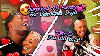 Download Surprising My Wife & Kids For Valentines Day! Video