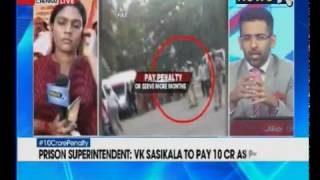 Download Disproportionate Assets Case: AIADMK leader VK Sasikala to pay Rs 10 crore as penalty Video