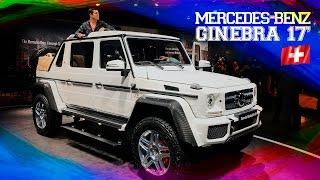 Download SHOW PRIVADO DE MERCEDES BENZ (GINEBRA 2017)   JUCA Video