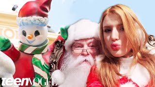 Download Bella Thorne Pulls Pranks at The Grove in Los Angeles | Teen Vogue Video